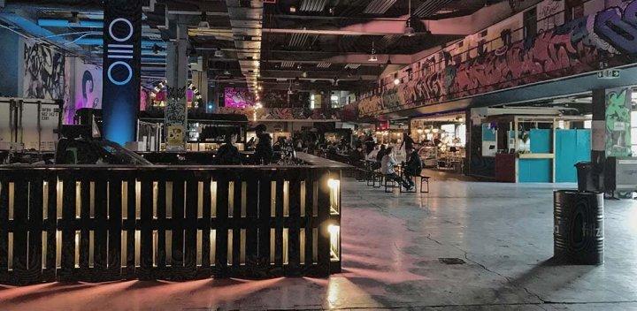 Street-Food-Markt im Alten PostlagerMainz