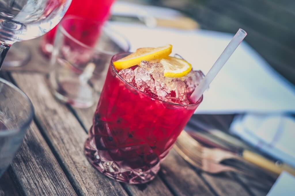Ideen erstes Date Cocktails