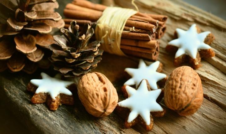 Rezept: Weihnachtliche Zimtsterne